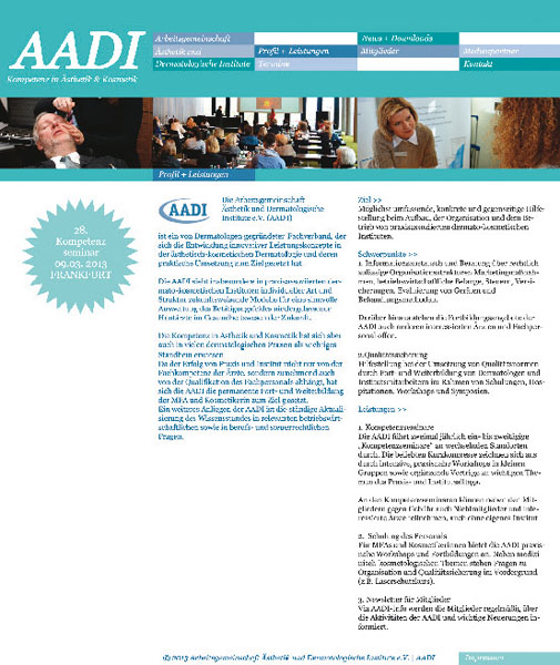 ADDI WEBSITE